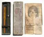 1920 pin curler