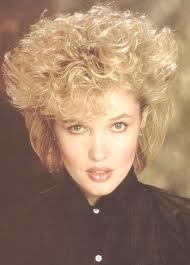 Hairstyles of the 80 s judy de luca - Coiffure annee 80 ...