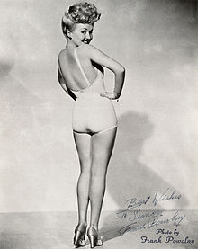 betty grable pomp