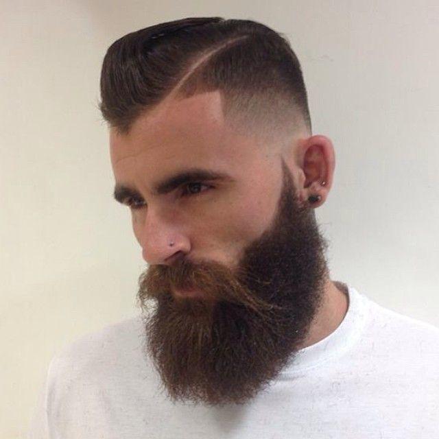 Latest Men S Hair And Beard Trends Judy De Luca