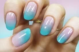 nail shape round