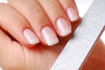 nails square shape
